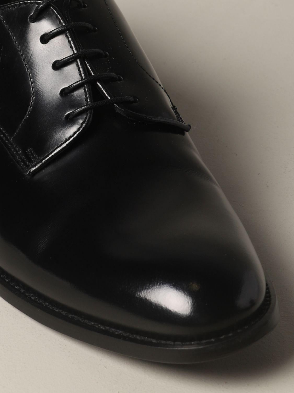 Schuhe herren Doucal's schwarz 4