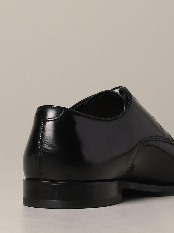 Schuhe herren Doucal's schwarz 5