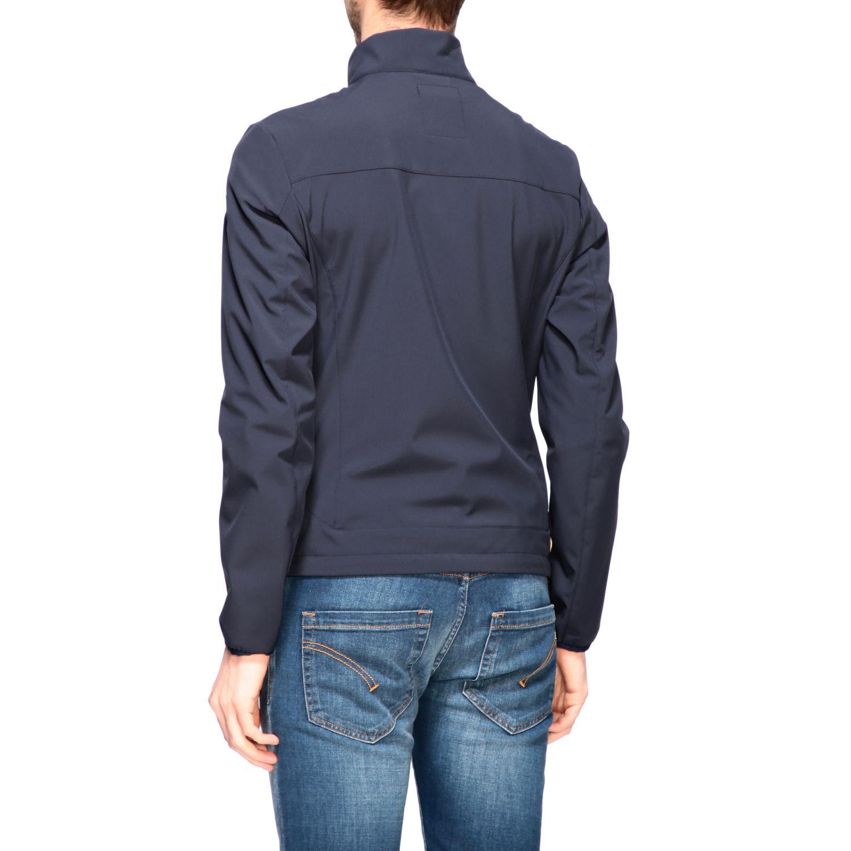 Giacca sportiva Colmar in tessuto tecnico blue 3