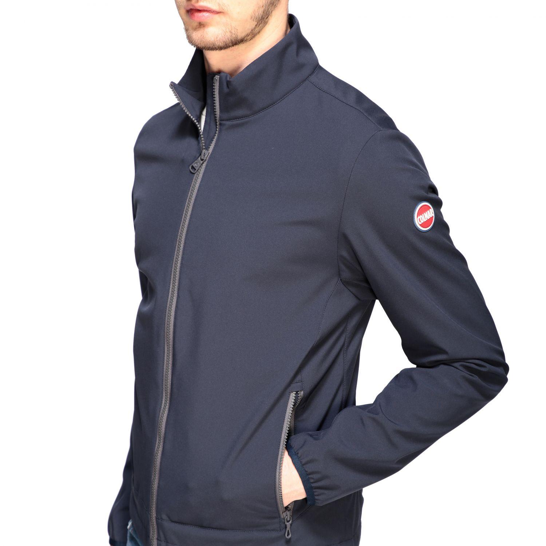 Giacca sportiva Colmar in tessuto tecnico blue 5