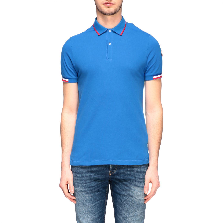 T-shirt homme Colmar bleu royal 1