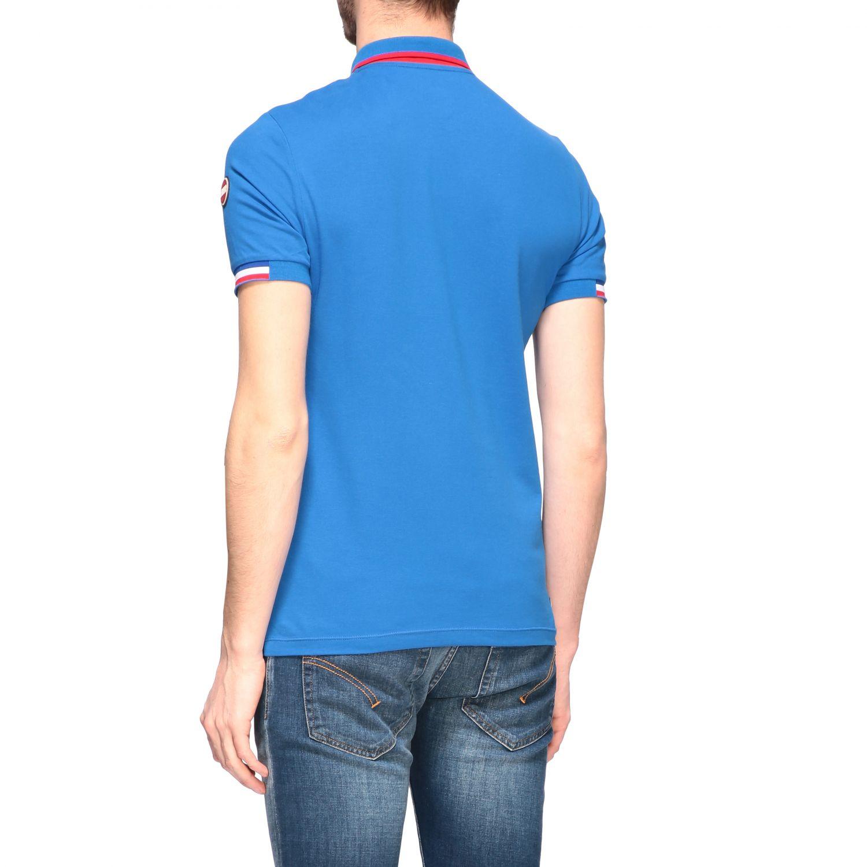 T-shirt homme Colmar bleu royal 3