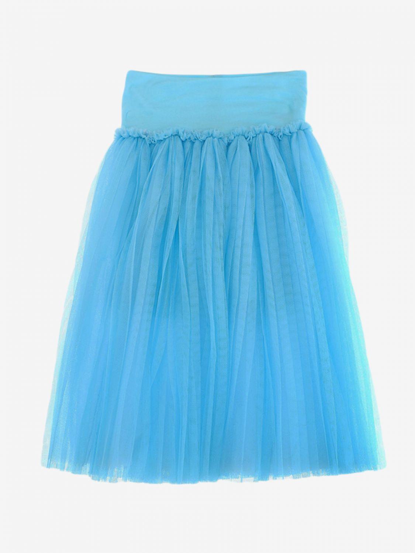 Skirt kids Monnalisa green 1