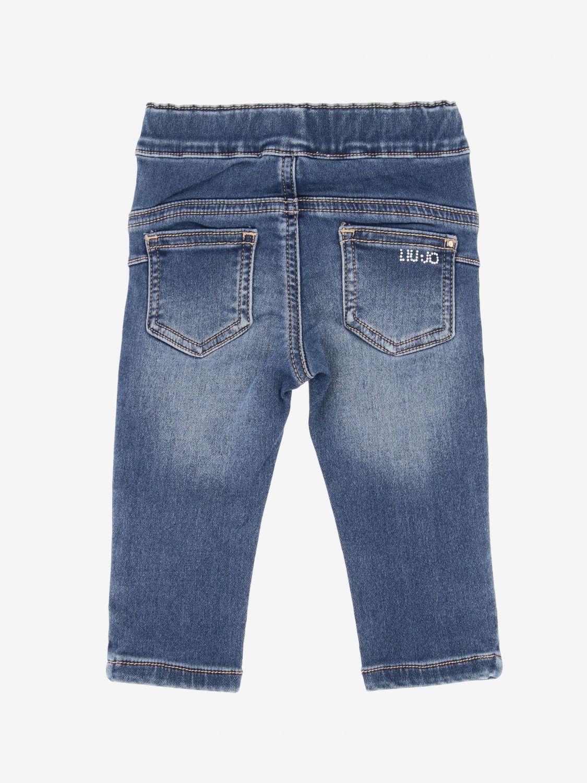 Jeans kinder Liu Jo denim 2