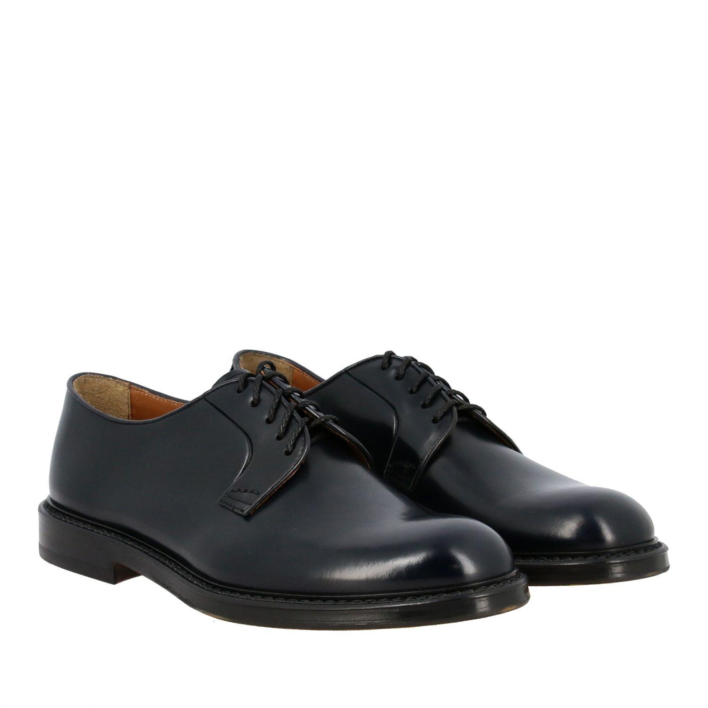 Schnürschuhe Doucal's: Schuhe herren Doucal's schwarz 2
