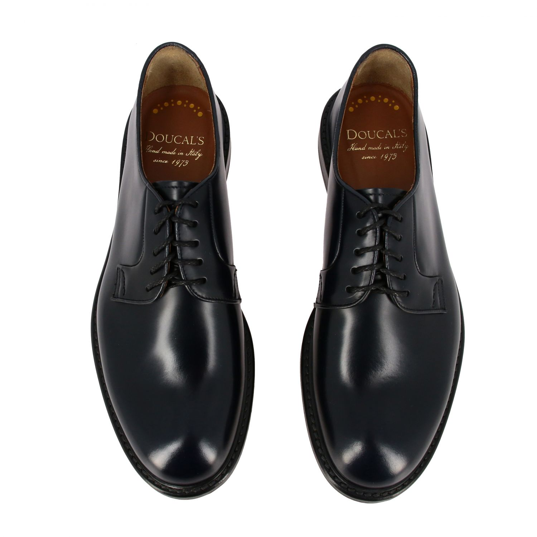 Schnürschuhe Doucal's: Schuhe herren Doucal's schwarz 3