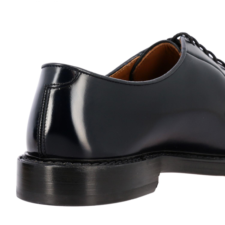 Schnürschuhe Doucal's: Schuhe herren Doucal's schwarz 5