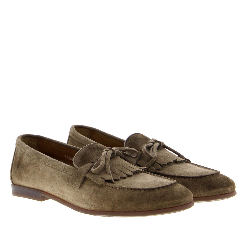 Loafers Doucal's: Shoes men Doucal's black 2