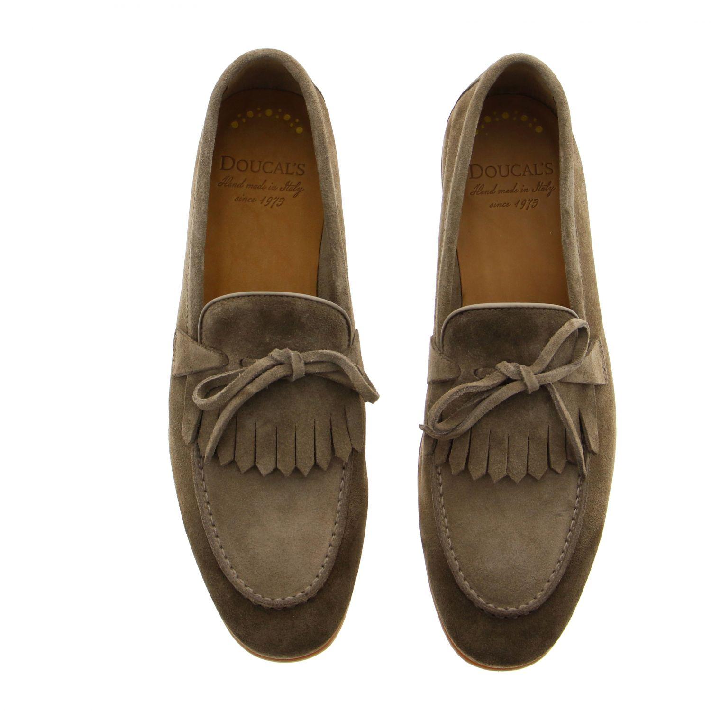Loafers Doucal's: Shoes men Doucal's black 3