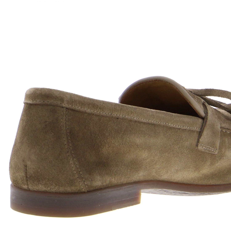 Loafers Doucal's: Shoes men Doucal's black 5