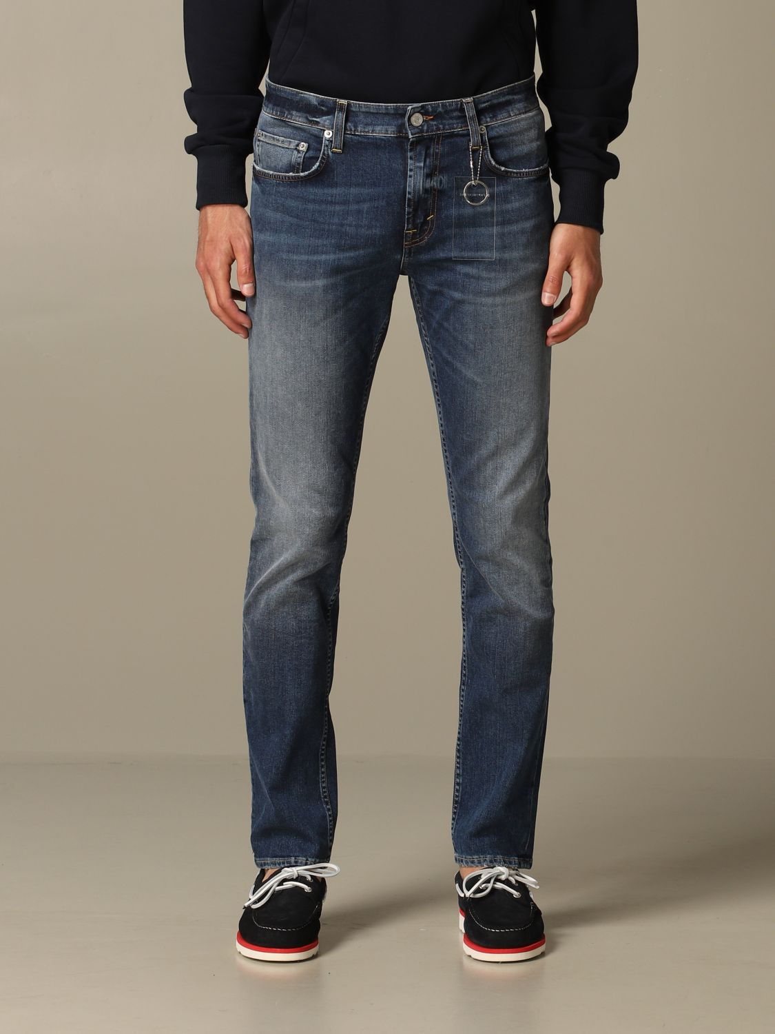 Jeans Department 5: Jeans men Department 5 blue 1