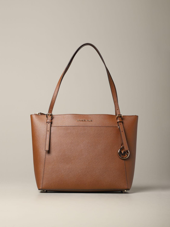 Tote bags women Michael Michael Kors leather 1