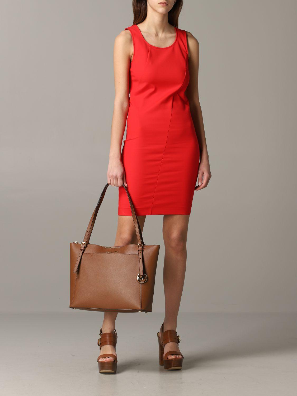 Tote bags women Michael Michael Kors leather 2