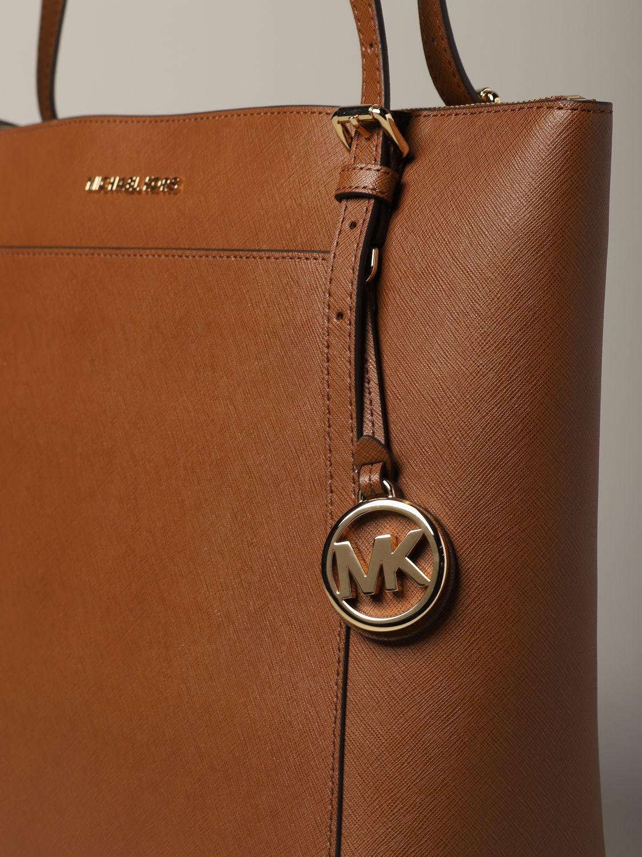 Tote bags women Michael Michael Kors leather 4