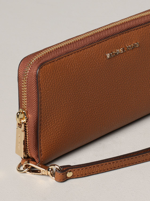 Wallet women Michael Michael Kors leather 4