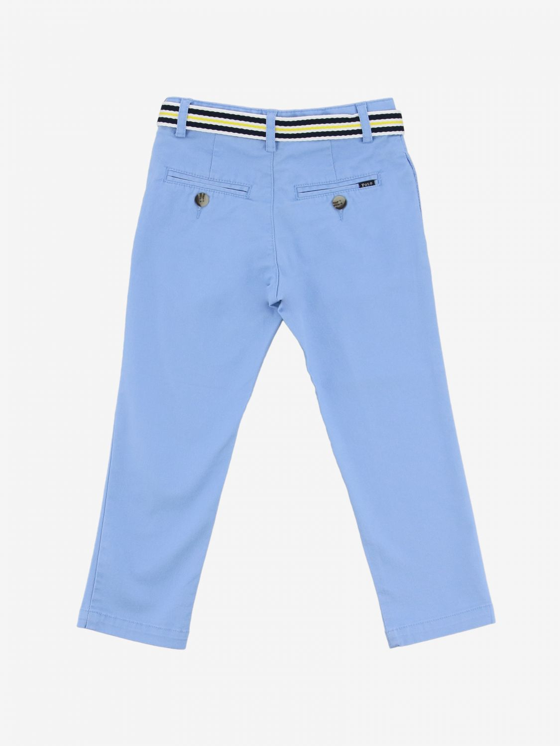 Trousers kids Polo Ralph Lauren Toddler blue 2