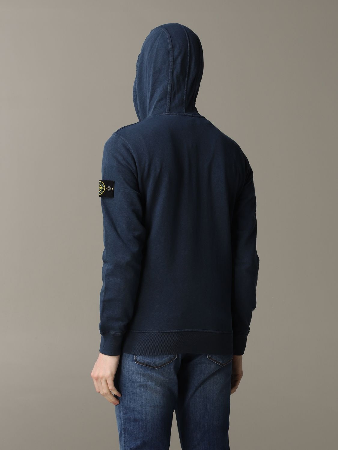 Sweatshirt men Stone Island avion 3
