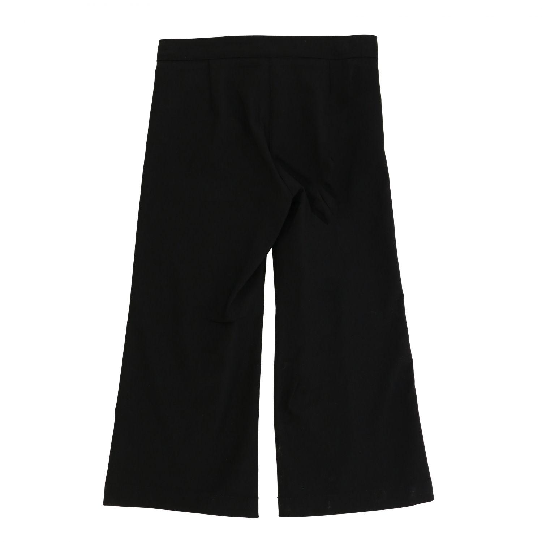Pantalón niños Pinko negro 2