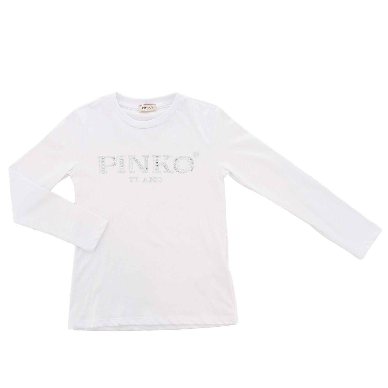 Pull Pinko avec logo blanc 1