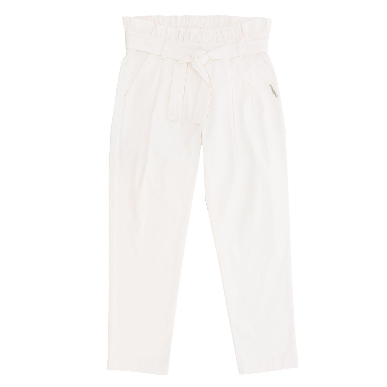Pantalón niños Pinko blanco 1