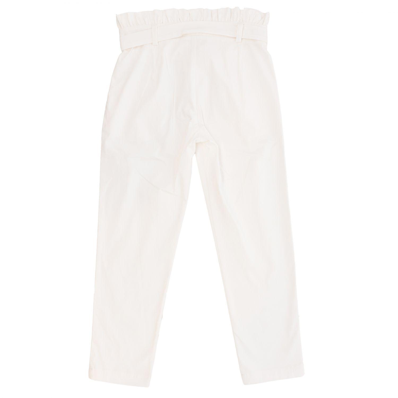 Pantalón niños Pinko blanco 2