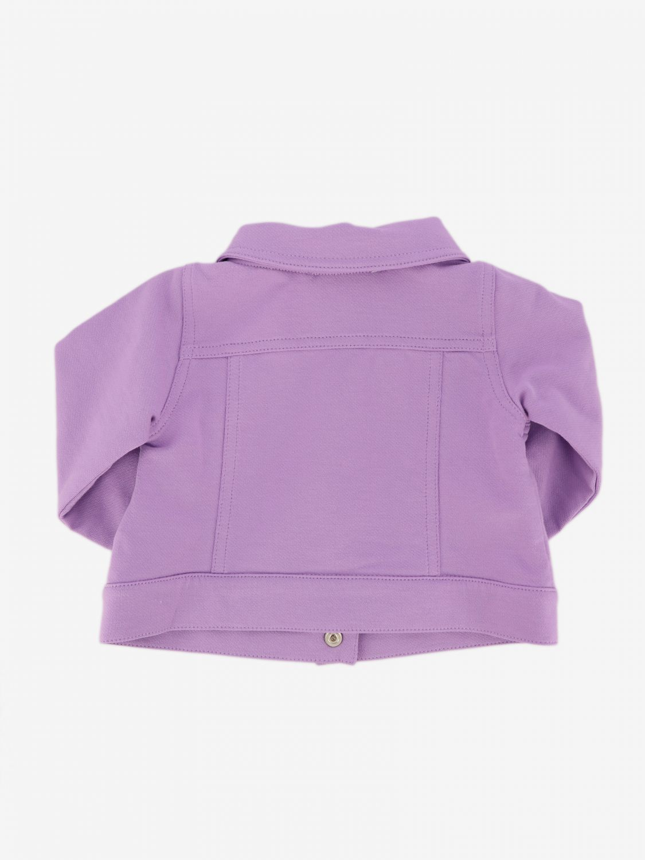 Coat Liu Jo: Coat kids Liu Jo lilac 2