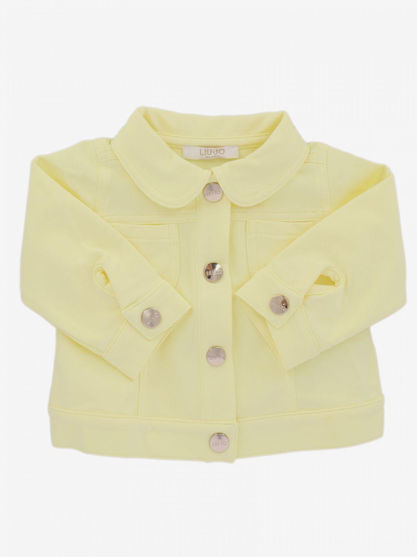 Coat Liu Jo: Coat kids Liu Jo lemon 1