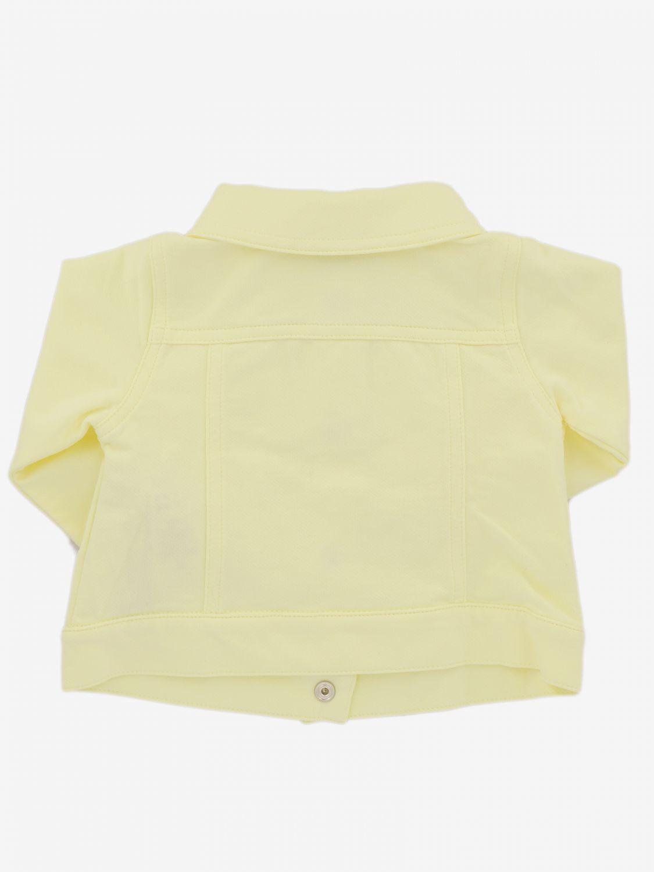 Coat Liu Jo: Coat kids Liu Jo lemon 2
