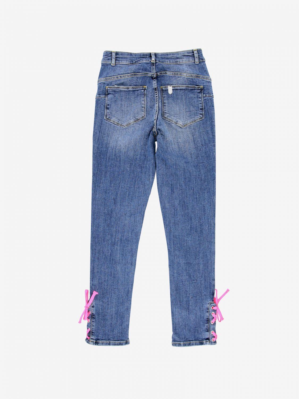 Liu Jo 牛仔裤 牛仔布 2