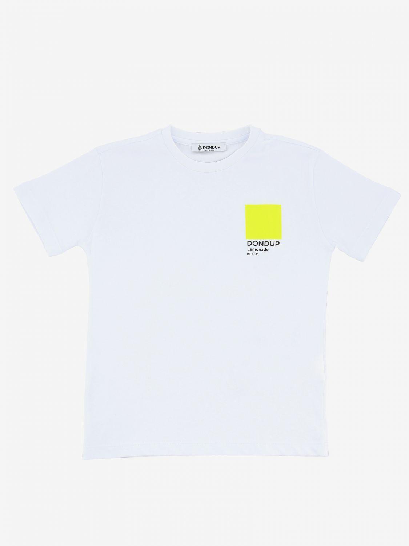 T-shirt Dondup: T-shirt kids Dondup white 1