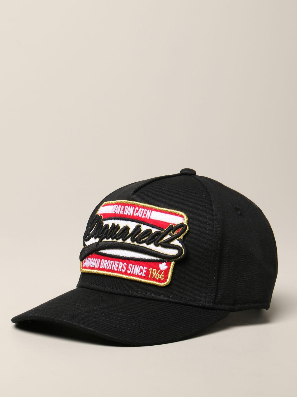帽子 儿童 Dsquared2 Junior 黑色 1