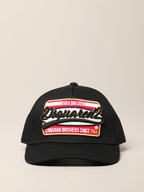 帽子 儿童 Dsquared2 Junior 黑色 2