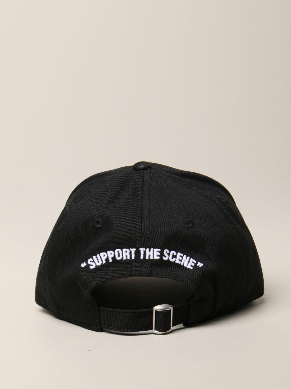 帽子 儿童 Dsquared2 Junior 黑色 3