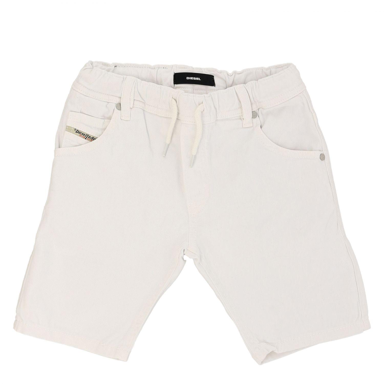 Shorts Diesel: Shorts kids Diesel white 1