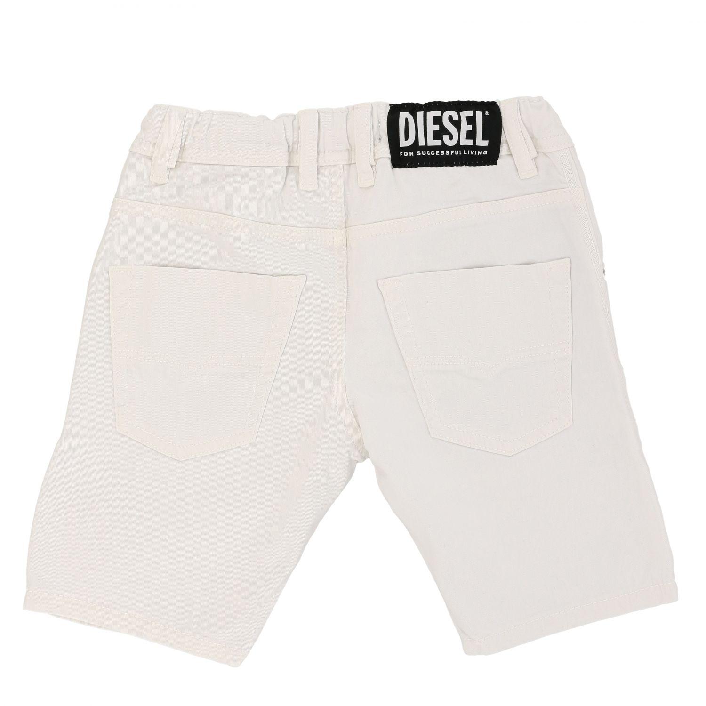 Shorts Diesel: Shorts kids Diesel white 2