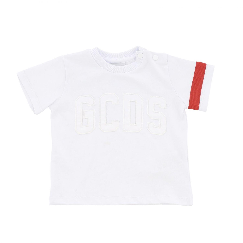 Camiseta niños Gcds blanco 1