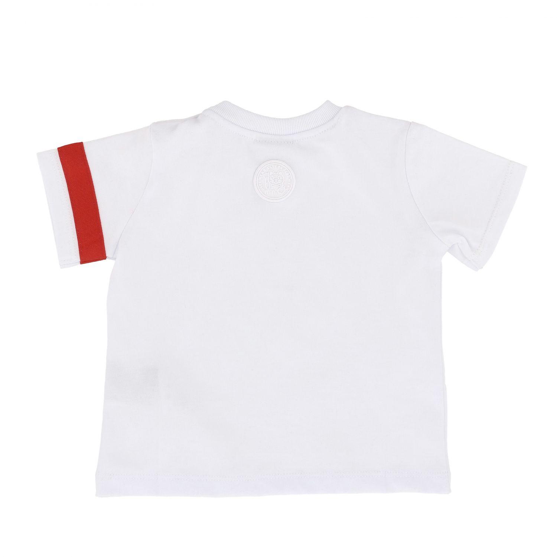 Camiseta niños Gcds blanco 2