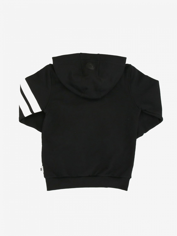 Veste Gcds: Sweat Gcds avec capuche et zip noir 2