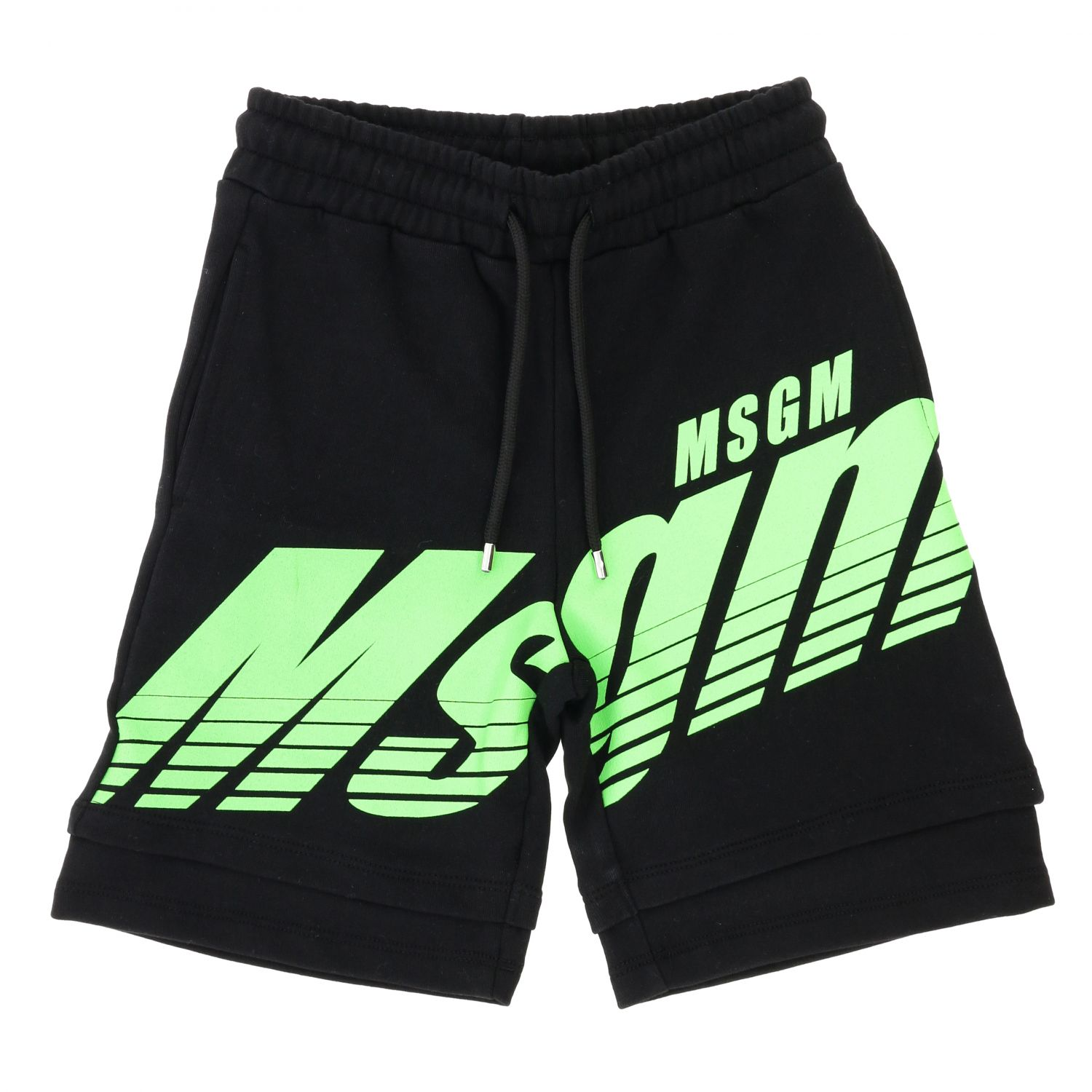 Shorts kids Msgm Kids black 1