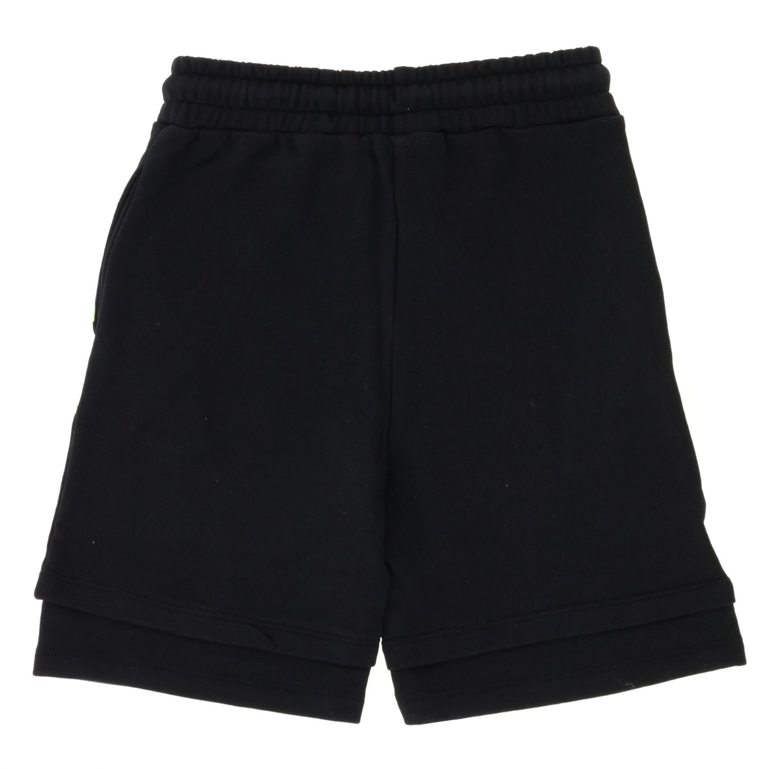 Shorts kids Msgm Kids black 2