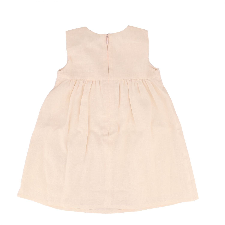 Chloé 连衣裙+毛绒玩具套装 粉色 2