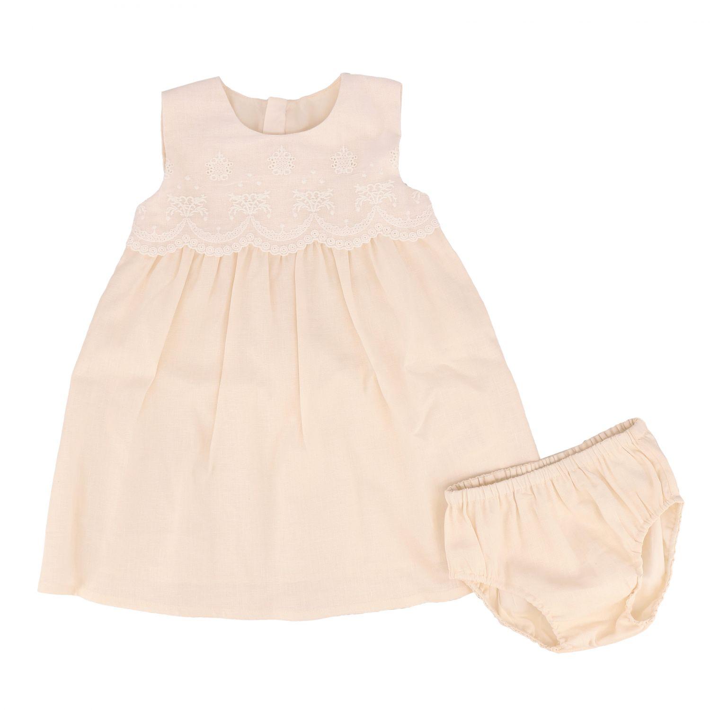 Chloé 连衣裙+毛绒玩具套装 粉色 3