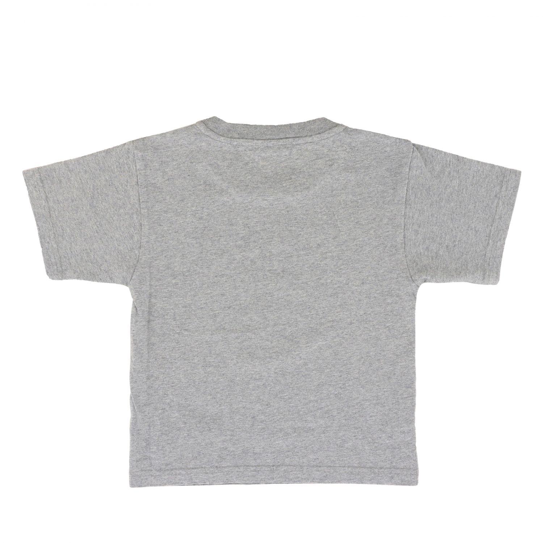 T恤 Balenciaga: Balenciaga 印花短袖T恤 灰色 2