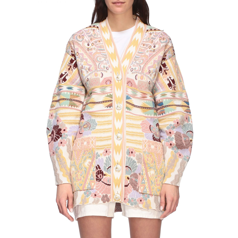 Sweater women Etro multicolor 1