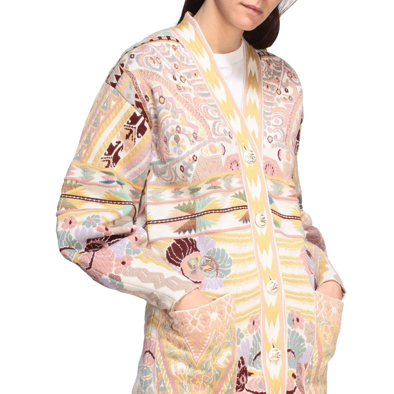 Sweater women Etro multicolor 5