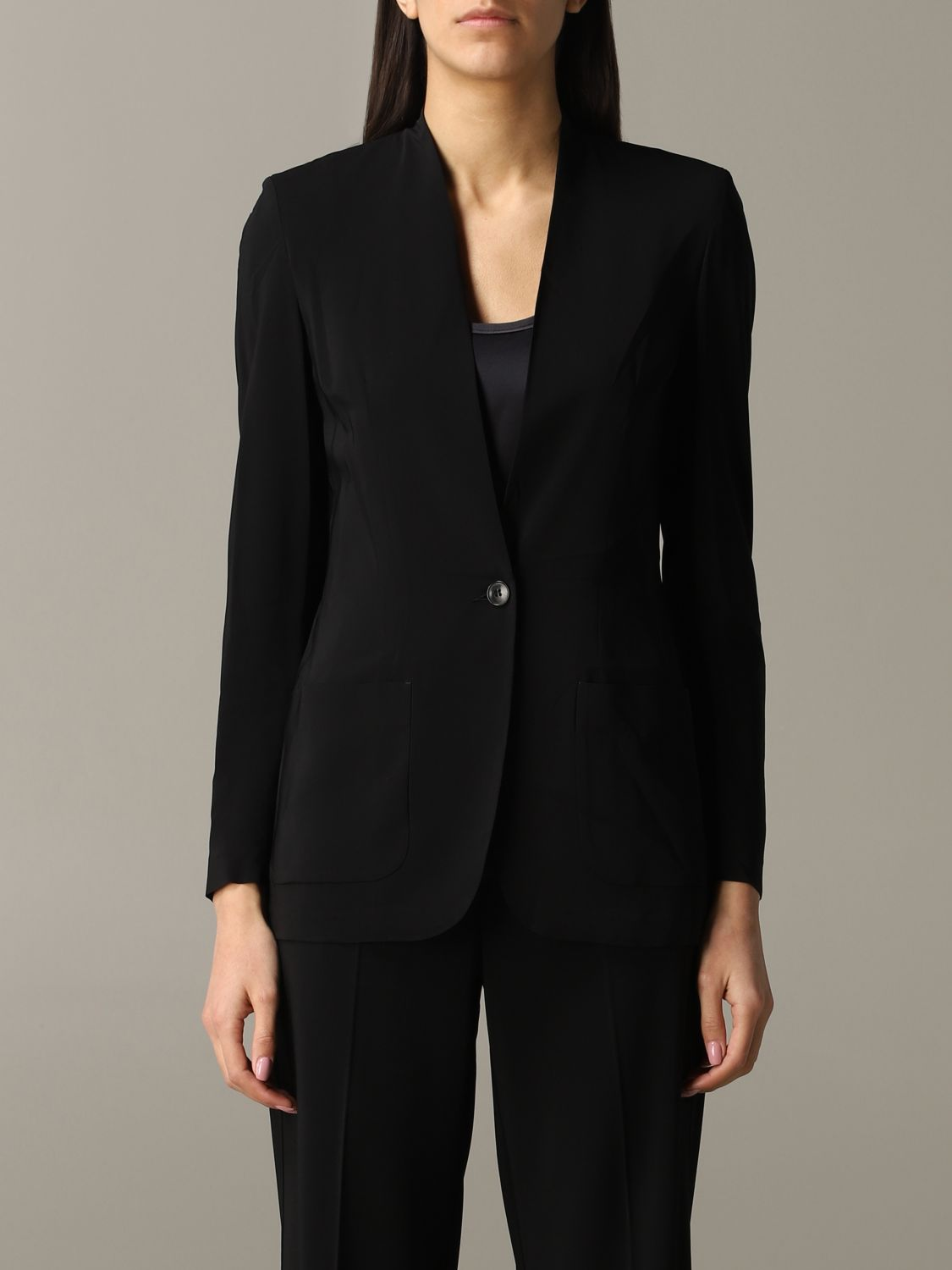 Jacket women Jucca black 1