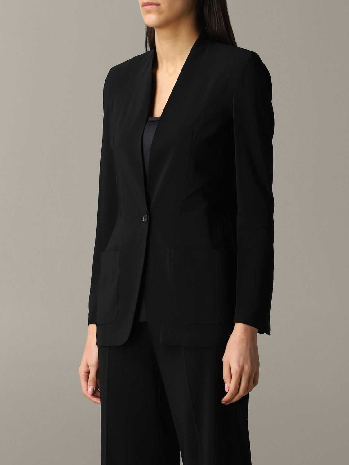 Jacket women Jucca black 3