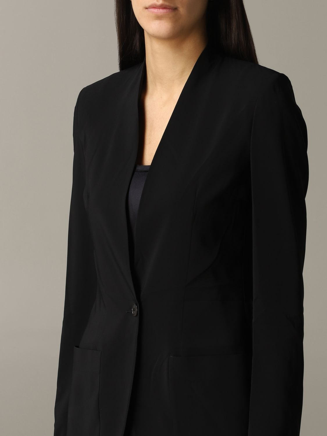 Jacket women Jucca black 5