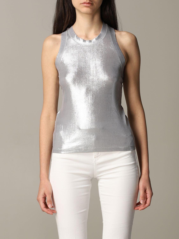 Блузка Женское Pinko серебряный 1