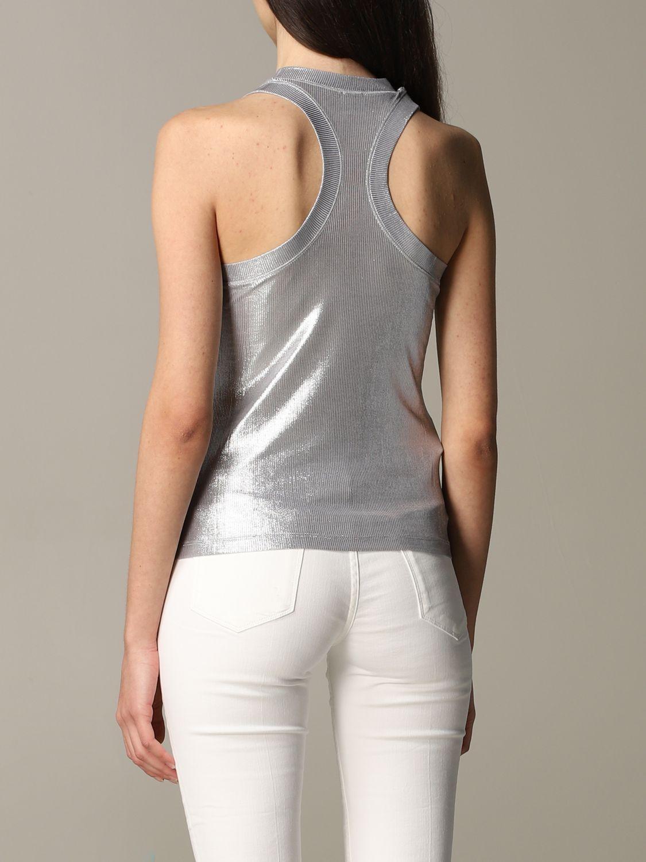 Блузка Женское Pinko серебряный 3